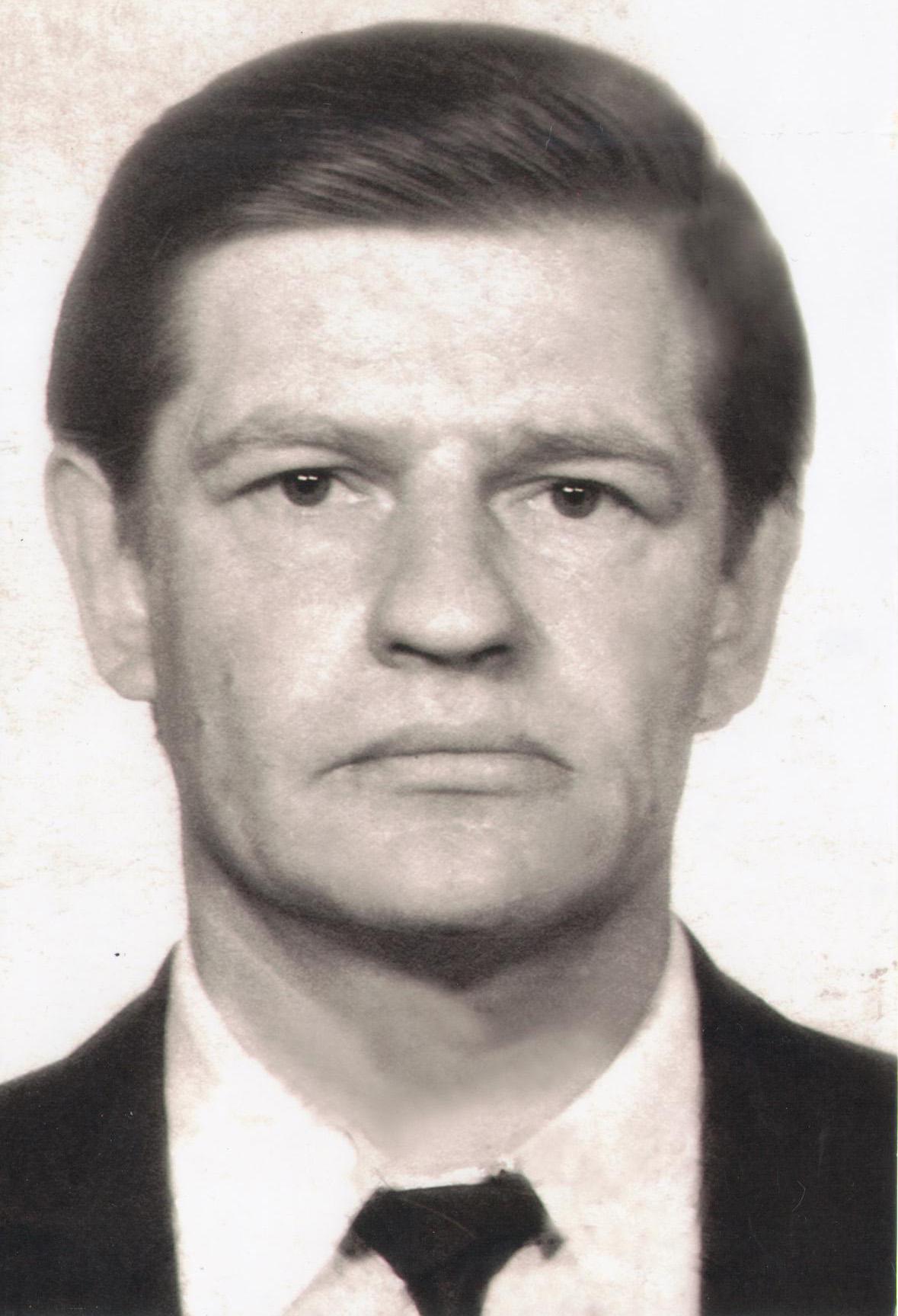 Владимир Бажин